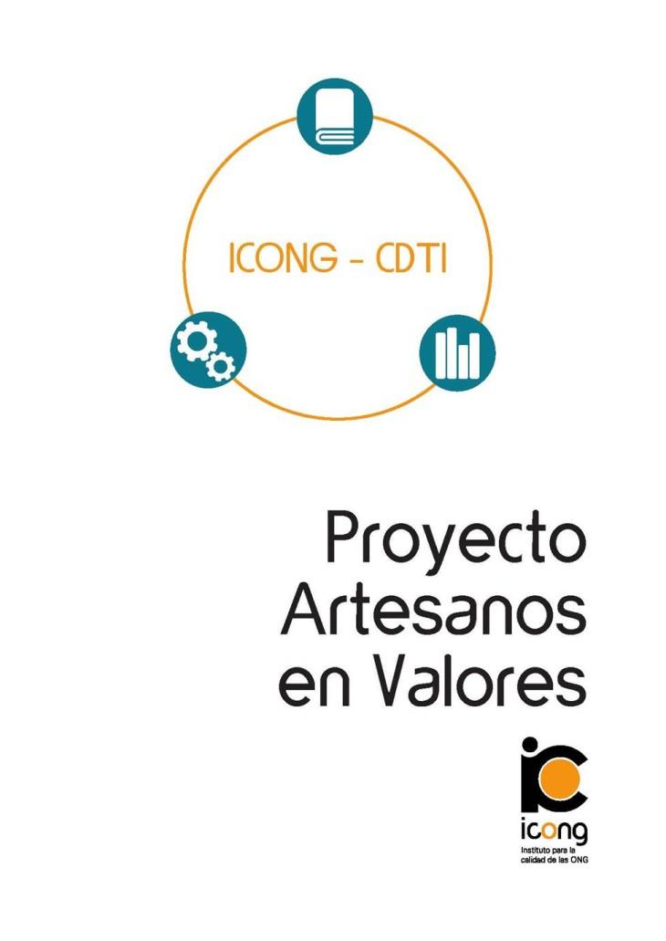 PDF: Proyecto artesano en valores