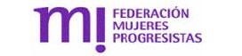 Logo de la federación mujeres progresistas