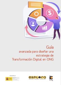 Guía avanzada para diseñar una estrategia de Transformación Digital en ONG